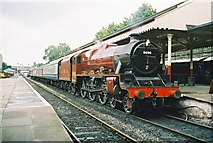 """SD8010 : """"Leander"""" at Bury Bolton Street by Dr Neil Clifton"""