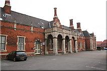 TF3387 : Louth Station by Richard Croft