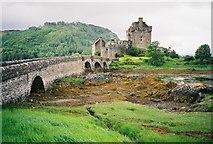 NG8825 : Eilean Donan Castle by Ken Crosby