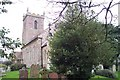 SO6690 : St. Giles, Chetton by Geoff Pick