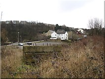 SE1421 : Former quarry land off Ogden Lane and Toothill Bank, Rastrick by Humphrey Bolton