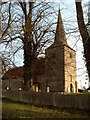 TL7616 : St. Mary's church, Fairstead, Essex by Robert Edwards
