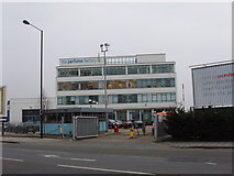 "TQ2081 : ""The Perfume Factory"" offices in Wales Farm Road, North Acton by David Hawgood"