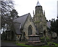 NZ2714 : West Cemetery Chapel ; Carmel Road North : Darlington by Hugh Mortimer