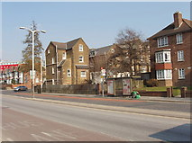 TQ2081 : House of W.G. Grace, Horn Lane, North Acton by David Hawgood