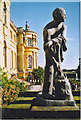 SP4416 : Classical Statue, Blenheim Palace. by Colin Smith