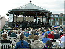 TR3751 : Bandstand at Deal by Danny P Robinson