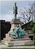 NT2674 : The Emancipation Monument, Edinburgh by Kevin Rae