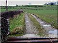 SE2087 : Sand Hill Farm near Newton-le-Willows by Oliver Dixon