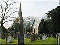 NY3561 : Rockcliffe Church by Bob Jenkins
