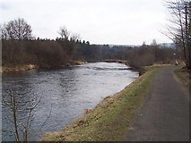 NS3977 : River Leven by william craig