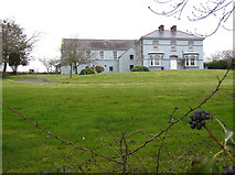 C3409 : The Manse, St Johnston, County Donegal by Kenneth  Allen
