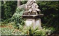 TQ2886 : Highgate Cemetery by Jennifer
