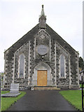 H6257 : Ballygawley Presbyterian Church by Kenneth  Allen