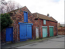 TA0322 : Old Coach Houses in Soutergate by David Wright