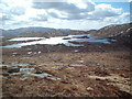 NX4485 : Loch Enoch from the slopes of Mullwharchar by Chris Wimbush