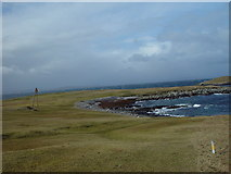 HU6067 : Easter Netlar, Whalsay, Shetland by John Dally