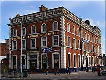 TA2609 : Yarborough Hotel, Grimsby by David Wright
