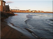 NT4999 : Elie waterfront by Jim Bain