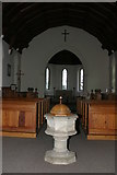 NZ0285 : Holy Trinity Church, Cambo by Phil Thirkell