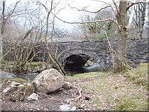 SH6044 : Pont Talyrni by David Medcalf