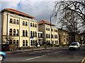 ST5773 : BBC Bristol TV Studios, Whiteladies Road by Linda Bailey