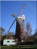 TM2649 : Buttrum's Windmill by Gareth Hughes