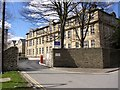 SE1422 : Brighouse High School, Sixth Form College by Humphrey Bolton
