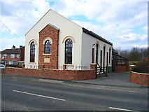 NZ3742 : Converted chapel at Haswell Plough by Oliver Dixon