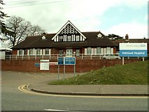 TL8131 : Halstead Hospital, Essex by Robert Edwards