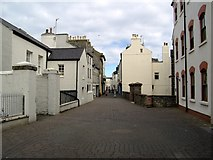 SC2667 : Arbory Street, Castletown by kevin rothwell