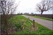 SK8158 : Holme Lane, between Holme and Langford Crossing by Christine Hasman