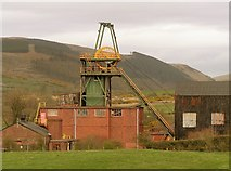 NY0110 : Florence Mine Egremont by Peter Eckersley