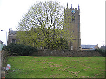 TL2696 : St Andrew's parish church, Whittlesey, Cambs by Rodney Burton