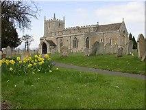 TL0394 : St Mary's Church, Woodnewton by Kokai