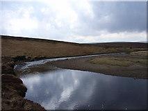 NY7733 : River Tees by Andrew Smith