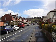 SE1421 : Scholey Road, Rastrick by Humphrey Bolton