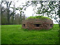 TL0338 : Pillbox outside Ampthill by Paul Dixon