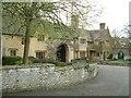 SP7006 : Gatehouse to the Prebendal, Thame by Rob Farrow