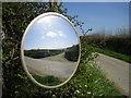 SN0517 : Farm track to Rogershook by John Winterbottom