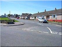 NX3261 : Church Street, Kirkcowan by Oliver Dixon