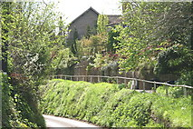 ST6062 : Lane in Upper Stanton Drew by Adrian and Janet Quantock