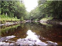 SH7326 : Afon Mawddach by Ian in Warwickshire