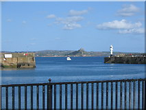 SW4730 : Penzance Harbour by Phil Williams