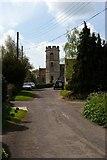 ST5331 : Church Street  Barton St David by Glyn Baker