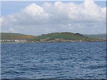 SX2551 : Looe Island by David Stowell