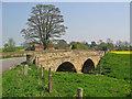 SE7479 : Barugh Bridge by Stephen Horncastle