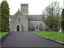 N4064 : Franciscan Friary Church, Multyfarnham by Brian Shaw