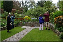 ST5038 : Chalice Well Gardens by Glyn Baker
