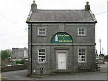 M9625 : Tourist Office, Shannonbridge. by Brian Shaw
